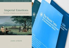 Imperial Emotions book cover